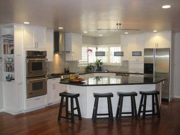 triangle kitchen layouts  island triangle island design ideas pictures remodel