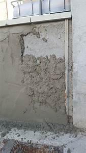 crepir mur exterieur isolation mur exterieur siporex With crepir un muret exterieur