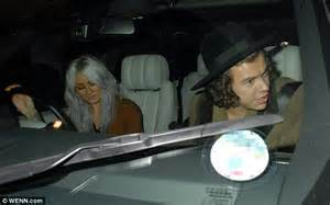 Harry Styles is joined by Lou Teasdale on night out at ...