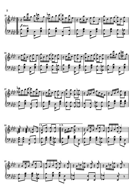 Even at the time of publication, joplin's publisher john stark was claiming that the rags had obtained classical status, and lifted ragtime from. Maple Leaf Rag free sheet music by S. Joplin   Pianoshelf