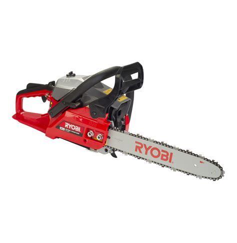RYOBI 38cc Petrol Chainsaw   Lowest Prices & Specials