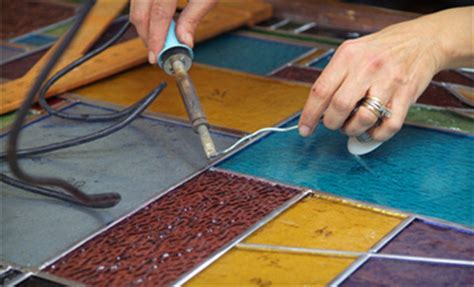 how to make a stained glass l two hour mosaic making stained glass making o