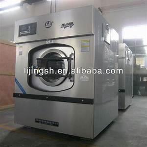 LJ Heavy duty washing machine 15KG-150KG Laundry equipment ...