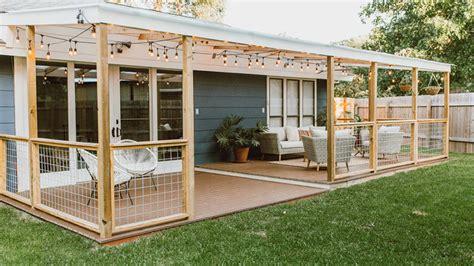 freshpatio patio designs  garden ideas