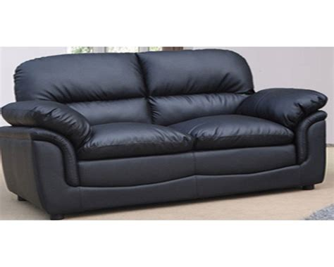 Small Black Loveseat by Small Black Sofa Home Furniture Design