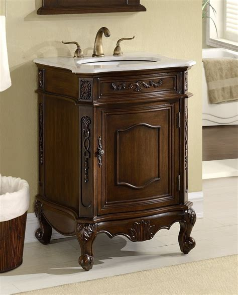 classic petite powder room debellis bathroom sink