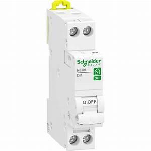 Disjoncteur Schneider 16a : disjoncteur peignable schneider resi9 xp 1p n 16a ~ Melissatoandfro.com Idées de Décoration
