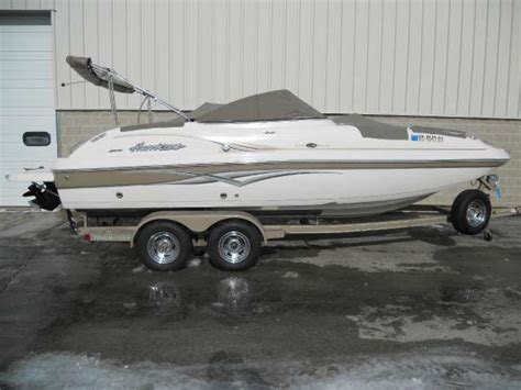 Hurricane Sundeck Used Boats by Hurricane 217 Sundeck Boats For Sale Boats