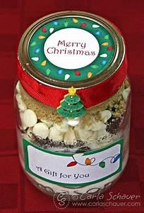 free printable christmas lights canning jar labels carla With christmas canning labels