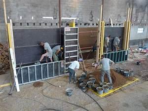 Mur En Pisé : mur en pis pr fabriqu construction21 ~ Melissatoandfro.com Idées de Décoration