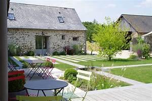 amnagement de jardin best idee deco jardin moderne With good deco pour jardin exterieur 9 deco bureau geek