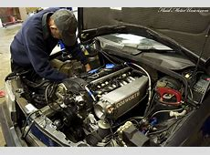 Luci Rebuilds a 190 Engine Car Repair, & Performance