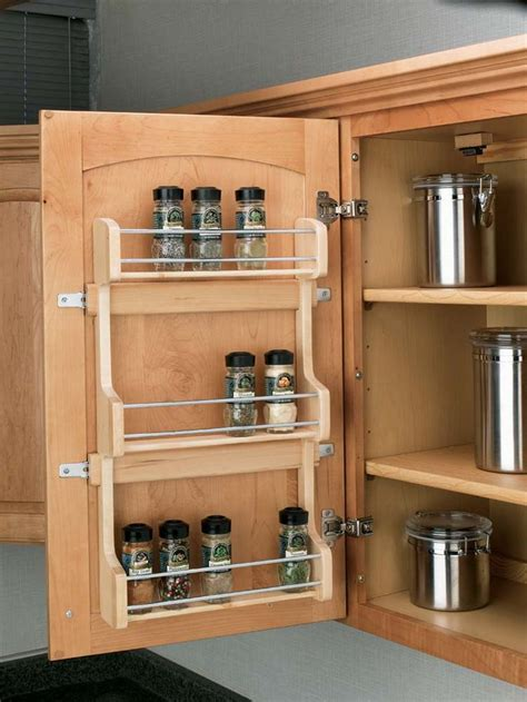Cabinet Door Spice Rack Plans by Discover And Save Creative Ideas