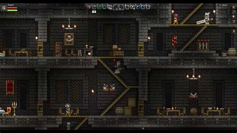 free house blue prints starbound alpha sector planet dungeon castle get rainbow