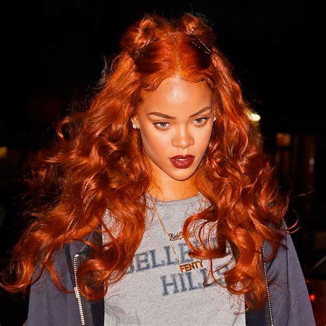 Rihanna Hair Colors Hair Colors Idea In 2019