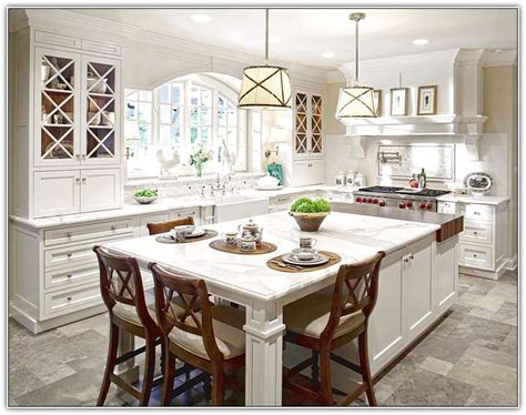 Kitchen Island Table India by Large Kitchen Island With Seating For 4 Kitchen Ideas