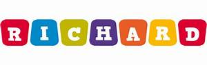 Richard Logo | Name Logo Generator - Smoothie, Summer ...