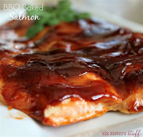 how to bbq salmon baked bbq salmon