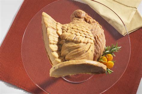 nordicware platinum series turkey cake mold  cup cutlery