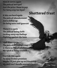 Poems About Broken Trust