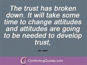 BROKEN TRUST Quotes Like Success