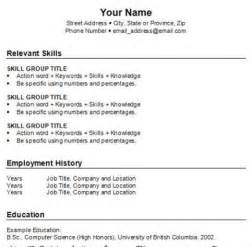 Write A Resume For Free by How To Write A Resume Sle Apps Directories