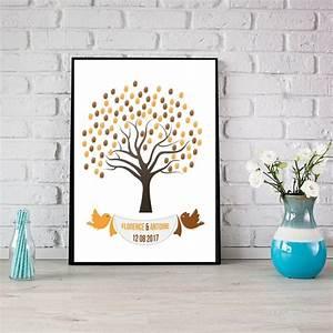 Arbre A Empreinte : arbre empreinte mariage imprimer mod le florence ~ Preciouscoupons.com Idées de Décoration