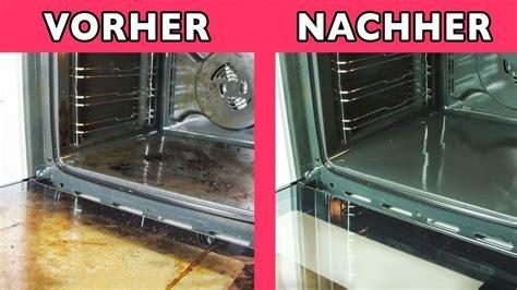 Tip Backofen Reinigen by Backofen Reinigen Sofort Sauberen Ofen Ohne Schrubben Und