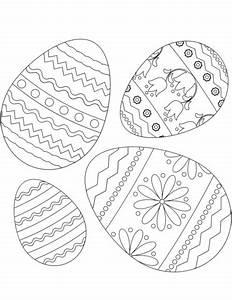 Ostereier Schablonen Zum Ausdrucken : easter egg coloring page ~ Yasmunasinghe.com Haus und Dekorationen