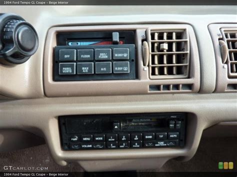 1994 FORD TEMPO - Image #8