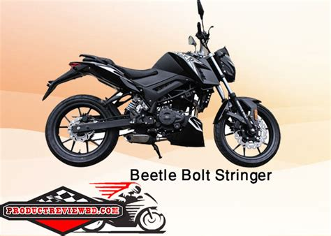 Beetle Bolt Stinger Motorcycle Price In Bangladesh
