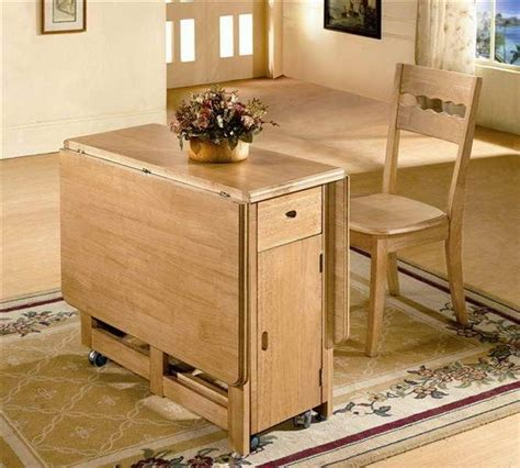 compact living kitchen table 20 inspirations compact folding dining tables and chairs