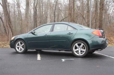 Purchase Used 2006 Pontiac G6 Gtp Sedan 4-door 3.9l In