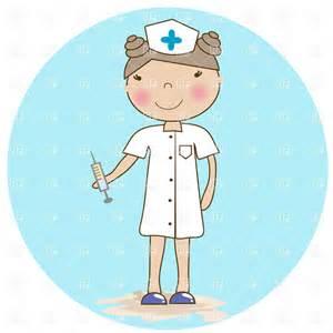 Cartoon Nurse Clip Art Free