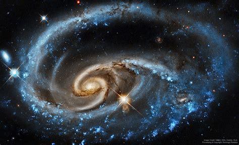 apod    ugc  wildly interacting galaxy