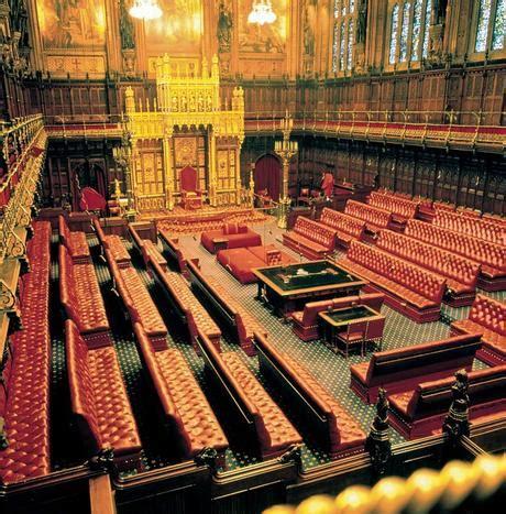 chambre des communes londres palais de westminster londres uk paperblog
