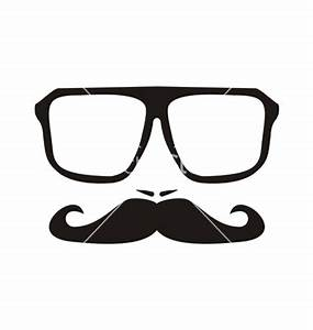 Nerd Glasses With Mustache | Clipart Panda - Free Clipart ...