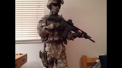 milsim  army impression loadout airsoft acu ucp