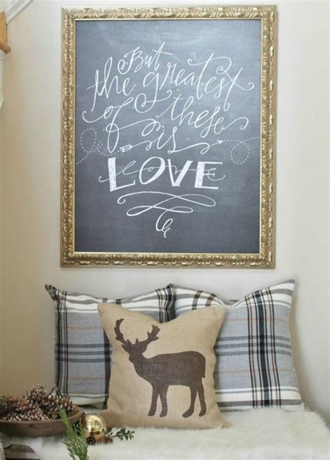 15 Romantic Chalkboard Ideas For Valentine's Day   Home