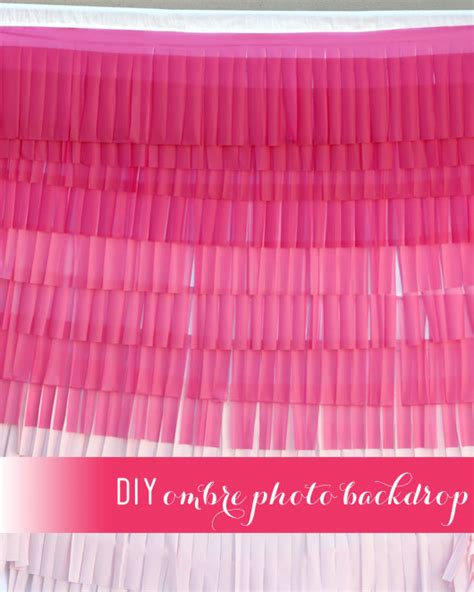 Diy Easy Backdrop by 20 Fantastic Diy Photography Backdrops Backgrounds It