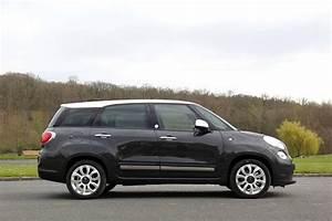 Fiat 500 Longueur : essai vid o fiat 500 l living la grenouille qui veut se faire aussi grosse que le boeuf ~ Medecine-chirurgie-esthetiques.com Avis de Voitures