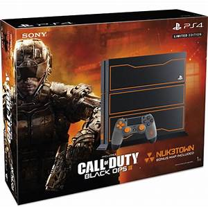 Limited Edition Call of Duty®: Black Ops III PS4 Bundle ...