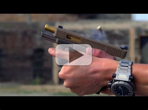 properly grip  semi auto pistol handgun   top shot chris cheng youtube
