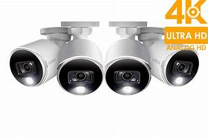 Lorex 4k Ultra Hd Active Deterrence Security Camera  4