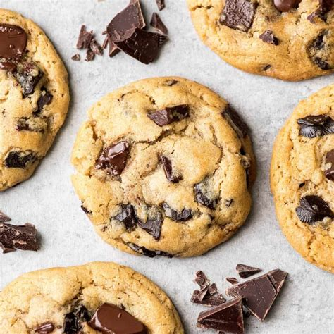 chocolate chip cookie recipe  joyfoodsunshine
