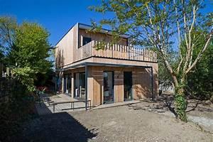 Maison Modulaire Bois : maisons modulaires et adaptables faire construire sa maison ~ Melissatoandfro.com Idées de Décoration