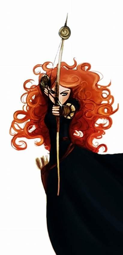 Merida Dark Disney Princess Popsugar