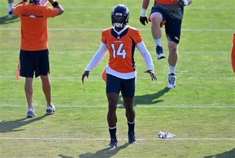Denver Broncos WR Courtland Sutton Unveils Workout Video ...