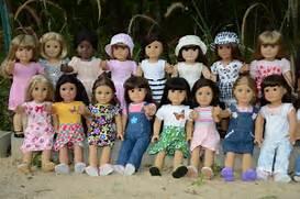Dolls World  All my Am...