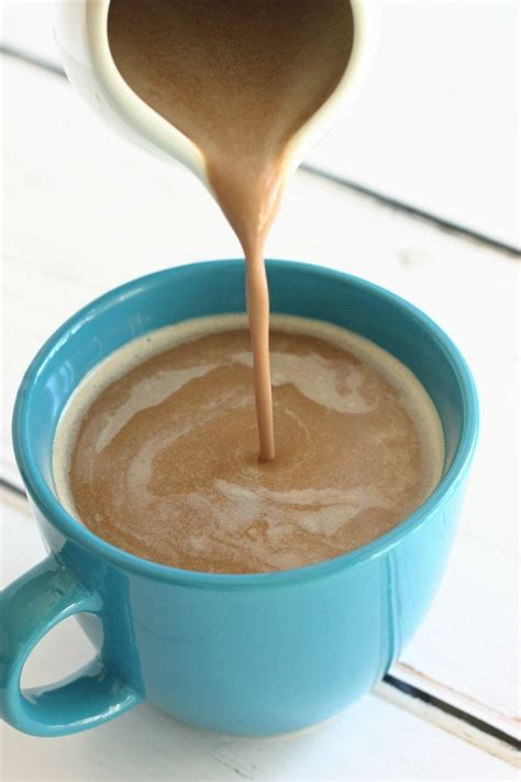 There are a few reasons why cashews perform better than any other nut or seed. Paleo & Vegan Snickers Coffee Creamer - Physical Kitchness